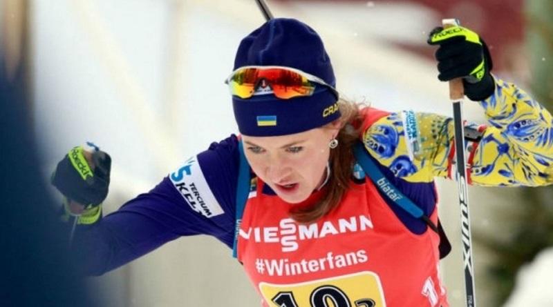 Сборная Украины завоевала первую медаль на чемпионате мира по биатлону