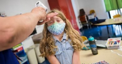 В Чехии новый штамм коронавируса начал активно распространяться среди детей
