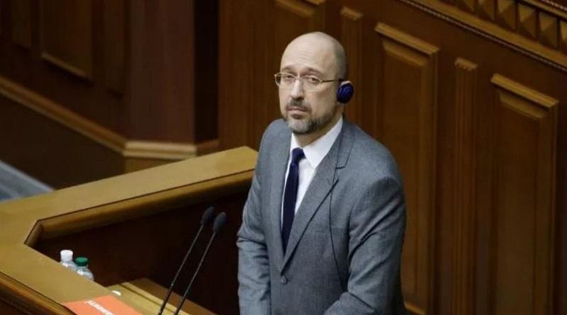 Шмыгаль поручил рассмотреть вопрос о введении санкций против Беларуси