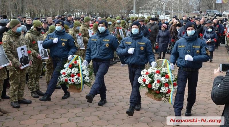 Годовщина вывода войск из Афганистана: в Николаеве возложили цветы. ФОТО