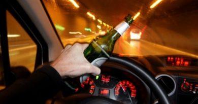 Рада ужесточила ответственность за пьяную езду