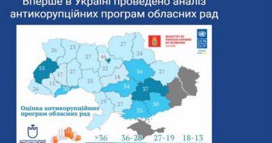 """""""Корупція в регіонах: виклики та рішення"""""""