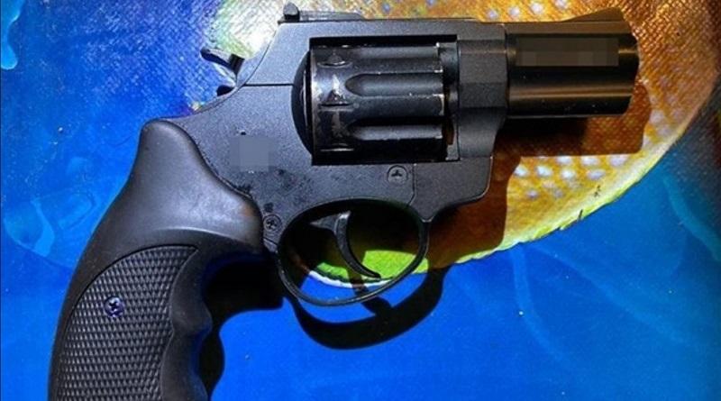Киевлянин выстрелил в голову своей жене за то, что она потратила все деньги