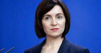Президент Молдовы попросила у России вакцину «Спутник V»