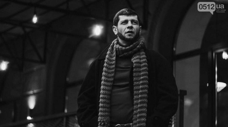 Актер николаевского театра получил звание заслуженного артиста Украины