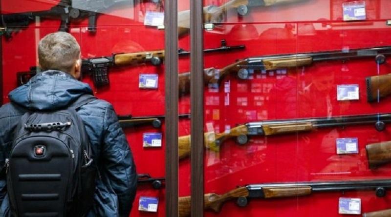 В Украине возобновят выдачу оружия