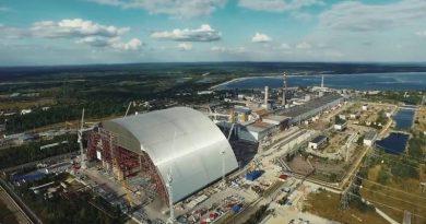 """За первые месяцы работы """"Укрытия-2"""" на ЧАЭС уровень радиации снизился в 10 раз"""