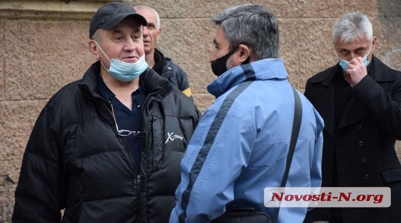 Разгон майдана в Николаеве: в суде в третий раз начали рассмотрение «дела Шевчука»