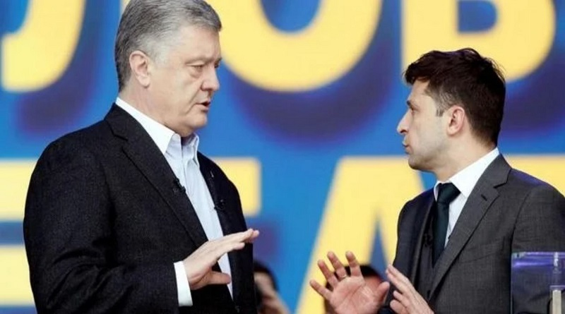 М. Гай: Два года речи Зеленского на стадинных дебатах, ничего не изменилось