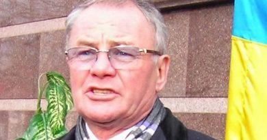 Отошел в вечность украинский политик и писатель Владимир Яворивский