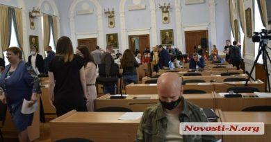 В Николаеве депутаты не смогли лишить русский язык статуса регионального