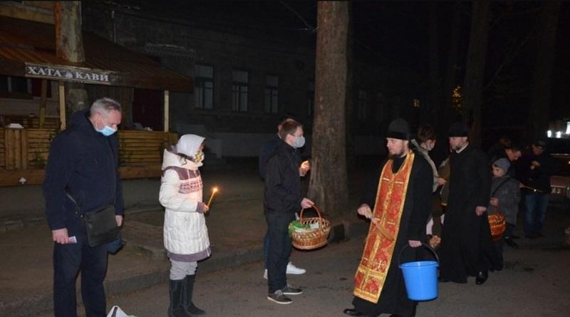 В связи с праздниками николаевских пожарных перевели на «усиленный режим»