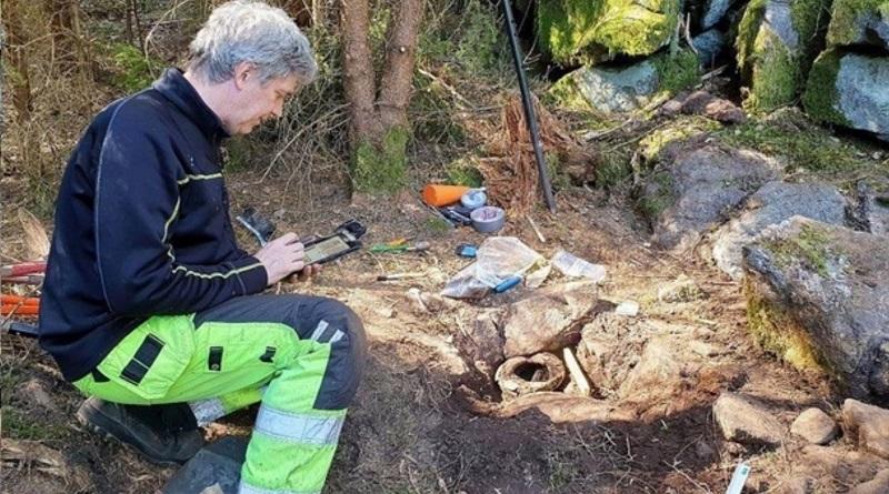 Картограф нашел в лесу уникальный клад, которому 2500 лет