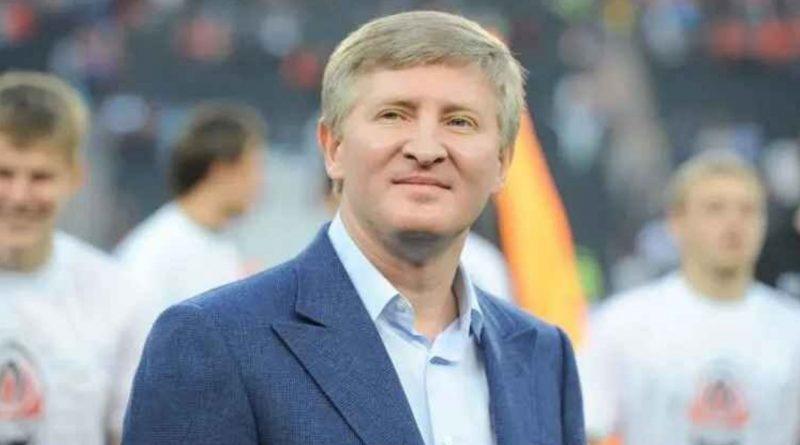 Ахметов рассказал об отношениях с Зеленским