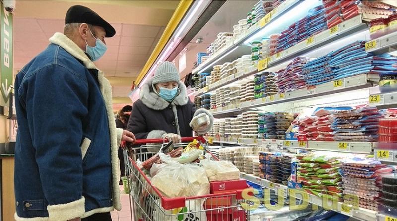 В Украине снова вырастут цены на продукты питания