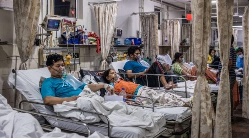 Украина отправила вторую партию кислородных концентраторов в Индию