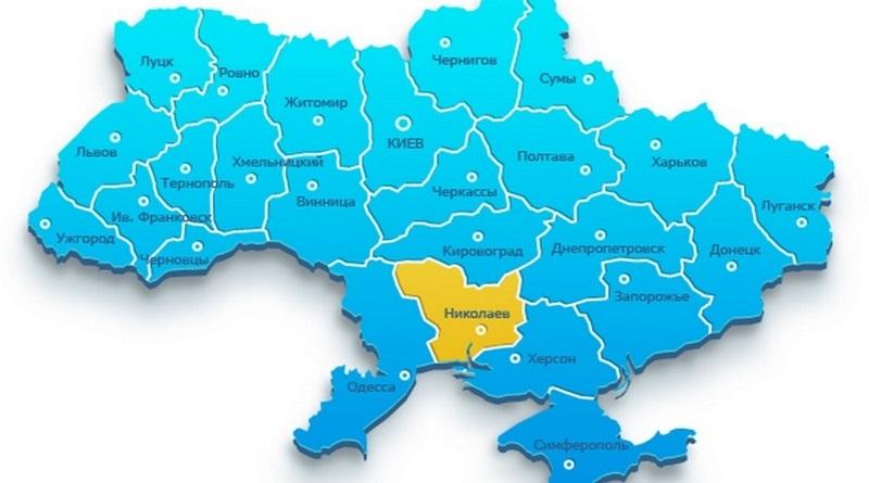 Николаевская область — четвертая в стране по количеству предприятий