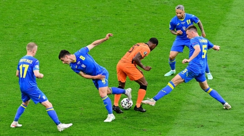 3:2 в пользу Нидерландов: стартовый для Украины матч на Евро-2020 состоялся