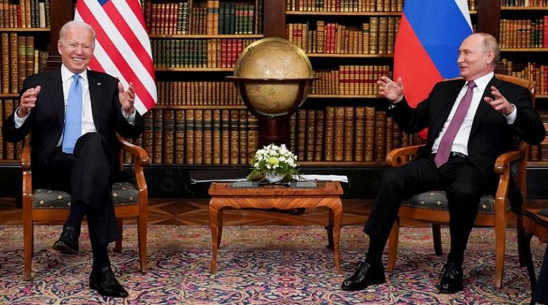 Появился текст совместного заявления Путина и Байдена после саммита в Женеве