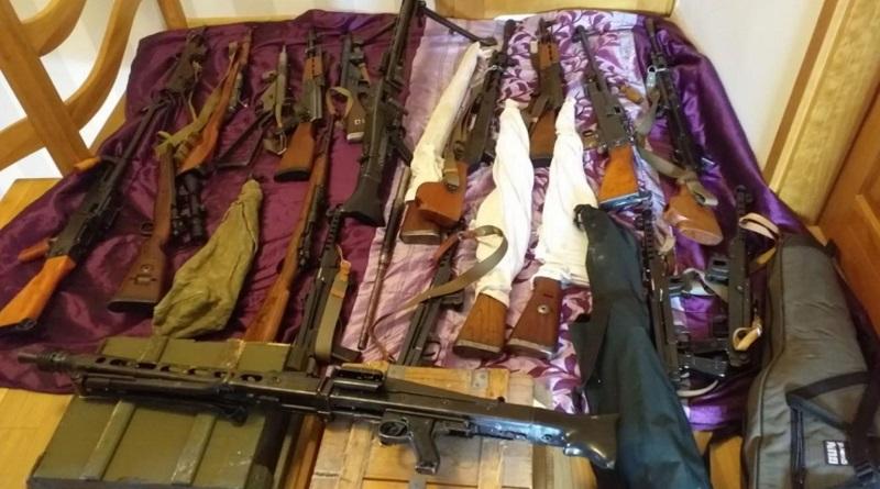 В Польше задержали группу контрабандистов, предотвратив отправку нелегального оружия в Украину