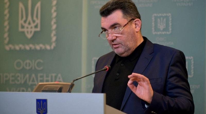 Данилов призвал Францию и Германию к ответу за аннексию Крыма