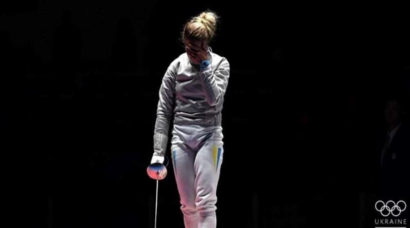 Николаевская саблистка Ольга Харлан выбыла из борьбы за медали Токио-2020