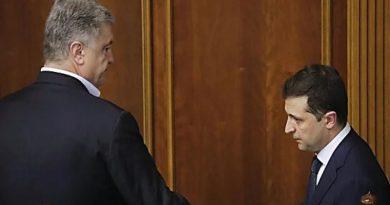 «Рейтинг доверия к Зеленскому практически равен антирейтингу Порошенко», - соцопрос