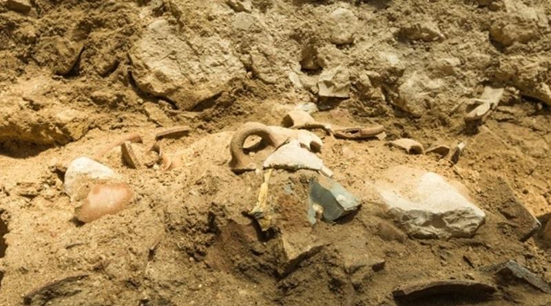 В Иерусалиме нашли следы землетрясения, описанного в Библии. Видео.