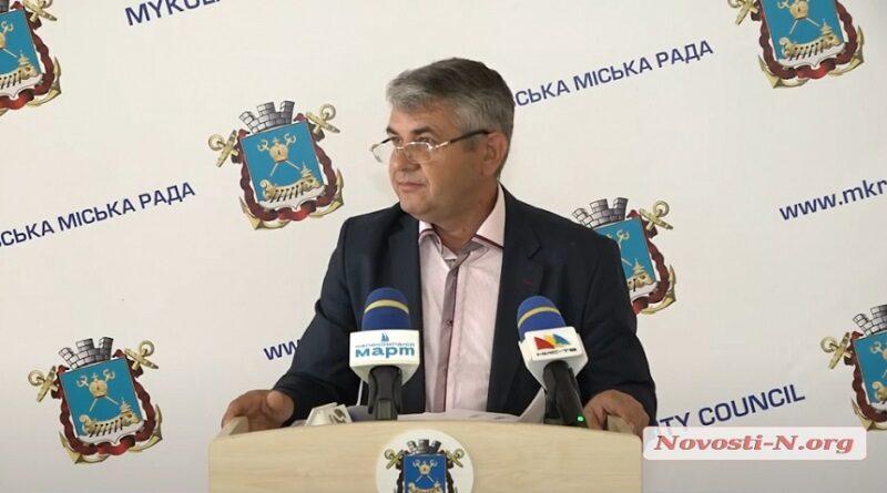 В плохом результате ВНО виноваты руководители школ, - вице-мэр Анатолий Петров