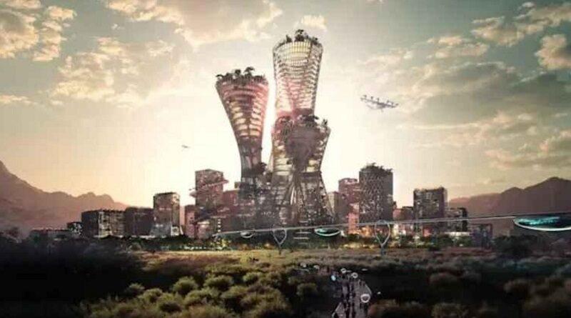 В США за $400 миллиардов собираются построить город будущего
