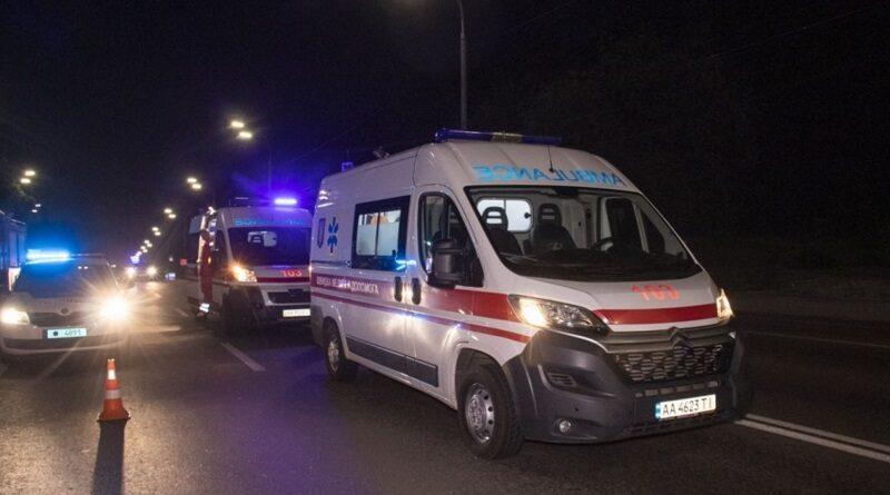 Под Николаевом столкнулись маршрутка и грузовик: четверо погибших