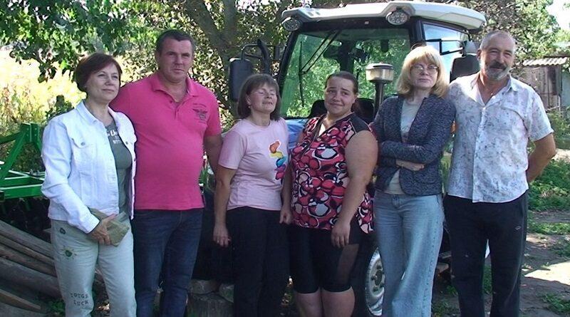 Підприємство атовців «СК ГРІН ФАРМ» у селі Березки на Миколаївщині збирає свій перший врожай.
