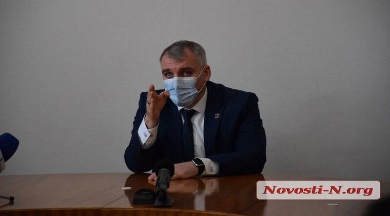 «Считаю это позором»: секретарь СНБО заявил, что хочет отправить мэра Сенкевича в Красноярск