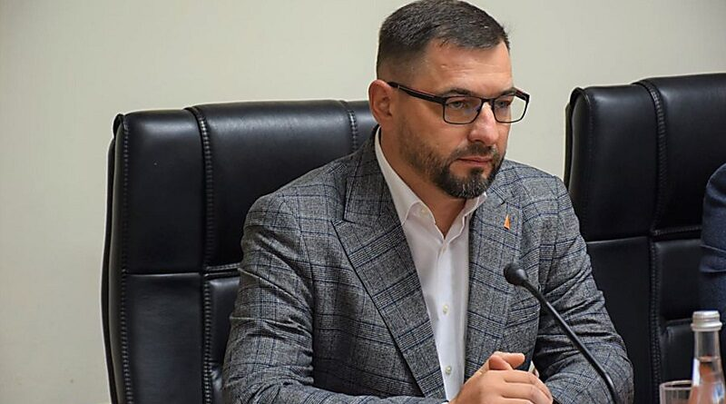 В Николаевской ОГА представили нового начальника облздрава – им стал экс-директор областной онкобольницы Безносенко