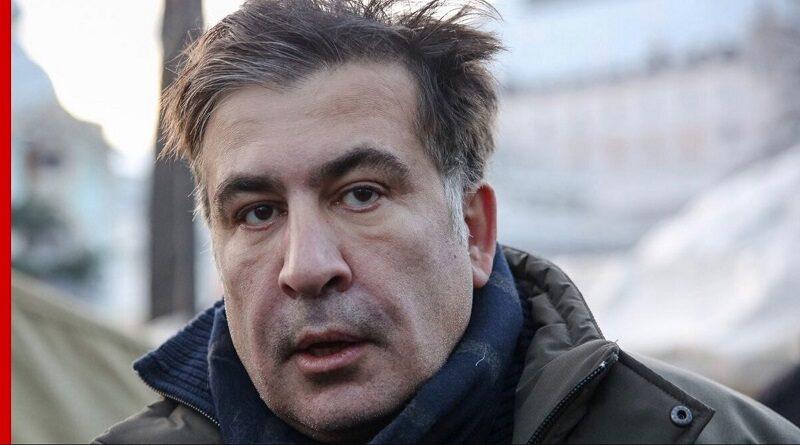 Саакашвили в грузинской тюрьме объявил голодовку